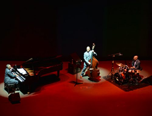 """Gran """"Día del Jazz"""" se vivió en Semanas Musicales"""