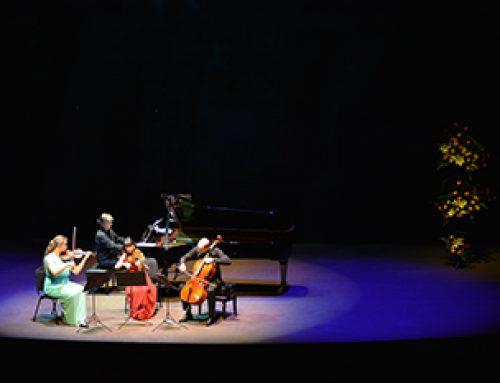 Cuarteto Prometeo presenta obra inédita en Semanas Musicales