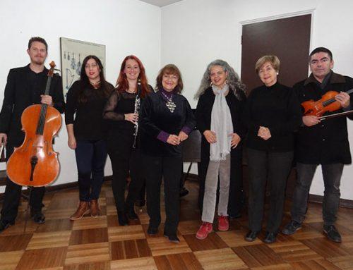 Karina Glasinovic estrena Suite Volcánica en las 50 Semanas Musicales