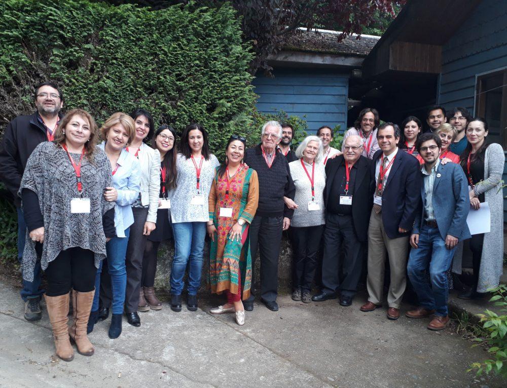 """""""Entre Volcanes 2017"""" reunió a gestores culturales de Chile"""