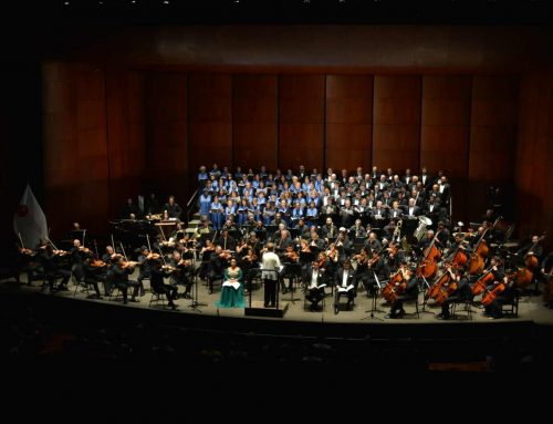 Un majestuoso Carmina Burana cierra las 50 Semanas Musicales de Frutillar