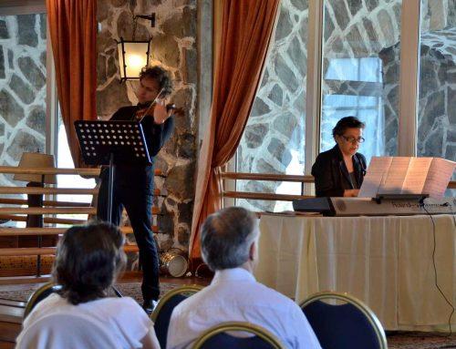 Quinteto de Vientos Azul y el dueto de Krzysztof Lason con Paulina Zamora cierran los conciertos de extensión de la temporada 2018